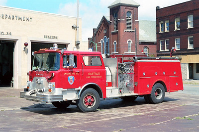 BUFFALO FD  ENGINE 32  1981  MACK CF   1250-500