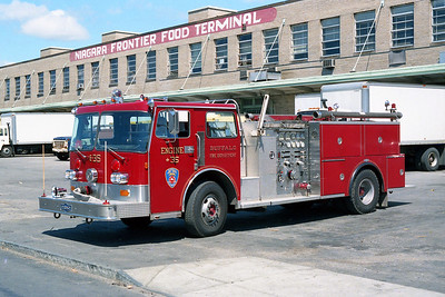 BUFFALO FD  ENGINE 35  1984  PIRSCH   1250-500