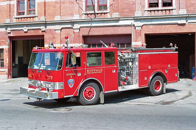 BUFFALO FD  ENGINE 2  1987  PIERCE ARROW   1250-500