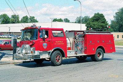 BUFFALO FD  ENGINE 4  1981  MACK CF   1250-500