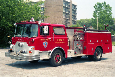 BUFFALO FD  ENGINE 21  MACK CF   1250-500