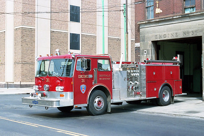 BUFFALO FD  ENGINE 31  1984  PIRSCH   1250-500