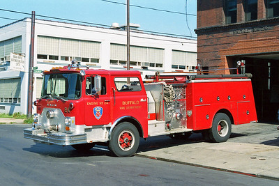 BUFFALO FD  ENGINE 24  1980  MACK CF   1250-500