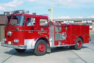 BISMARCK FD  ENGINE 2  1964  SEAGRAVE   1250-500