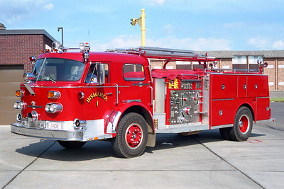 BISMARCK FD  ENGINE 1  1971  ALF 1000   1250-500