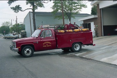 Conway SC - Squad 6 - Chevy C 30-Unk