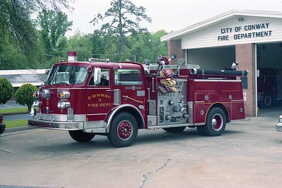 Conway SC - Engine 3 - 1985 ALF Century 1250-750
