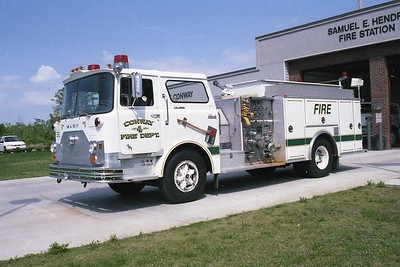 Conway SC - Engine 523 - 1974-1993 Mack CF 1000-750