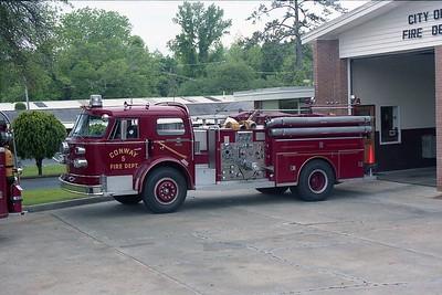 Conway SC - Engine 5 - 1969 ALF 1000 Series 1000-750 #5-1-1781