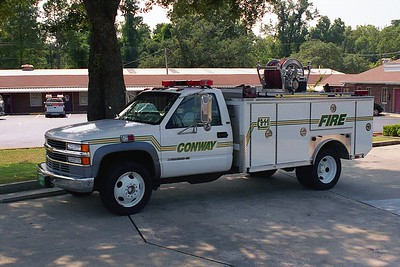 Conway SC - Brush 6 - 1996 Chevy 2500-Mickey 125-250