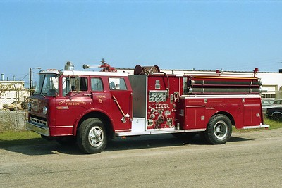Georgetown SC - Engine 5 - No Info