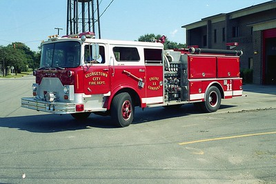 Georgetown SC - Engine 11 - 1978-1993 Mack CF 1500-1000