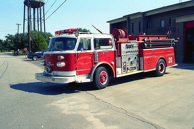 Georgetown SC - Engine 20 - 1981 Century 1250-1000 CE-9192