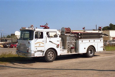 Georgetown SC - Engine 3 - 19xx Mack CF - nO sPECS