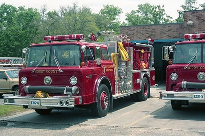 Horry County SC -  Engine 6 - 19xx Ford C 8000-E One