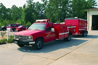 Horry County SC -  SETT - 1991 Chevy 3500 With Trailer