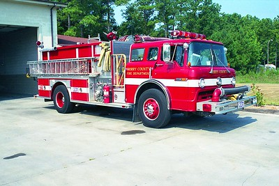 Horry County SC -  Engine 231 - 1990 Ford C 8000-E One 1250-1000 #8148 (2)