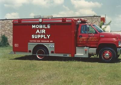 Horry County SC -  Air Unit 217 - 19xx GMC Kodiak-Hackney
