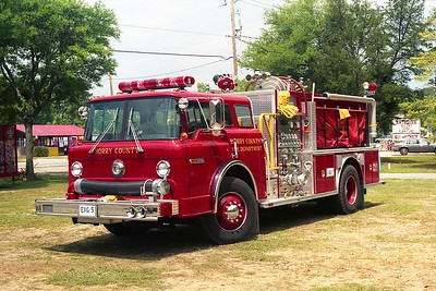 Horry County SC -  Engine 5 - 19xx Ford C 6000-E One