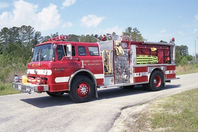 Horry County SC -  Engine 231 - 1990 Ford C 8000-E One 1250-1000 #8148 (1)