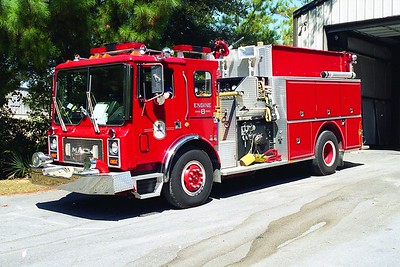 Midway SC - Engine 8 - 1988 Mack MC-Quality 1500-1000