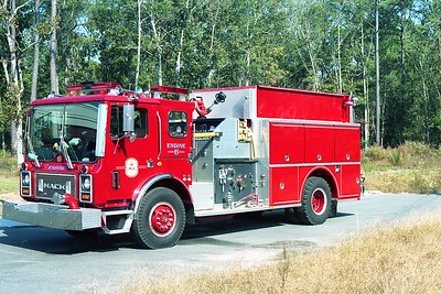 Midway SC - Engine 6 - 1988 Mack MC-Quality 1500-1000