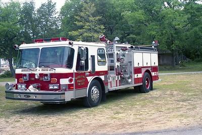 Murrells Inlet - Garden City SC - Engine 4 - 19xx E One 1500-750