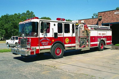 Murrells Inlet - Garden City SC - Engine 2 - 1995 HME 1871- 1500-750