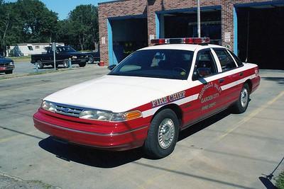 Murrells Inlet - Garden City SC - Car 1 - 1995 Ford Crown Vic
