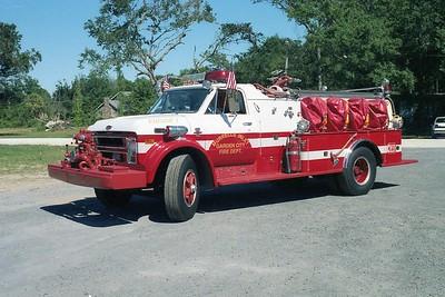 Murrells Inlet - Garden City SC - Engine 1 - 1967 Chevy-Barton 500-500