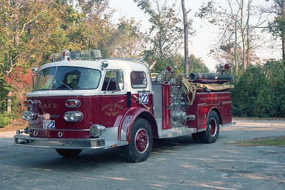 Myrtle Beach SC - Engine 122 - 19xx 900 Series 1500-500