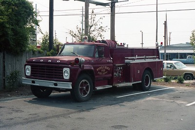 Myrtle Beach SC - Engine 5 - 19xx Fprd F 700-Unk No Specs