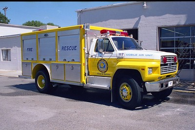Myrtle Beach SC - Air Unit 117 - 1987 GMC-E One-Mako #3977  (2)