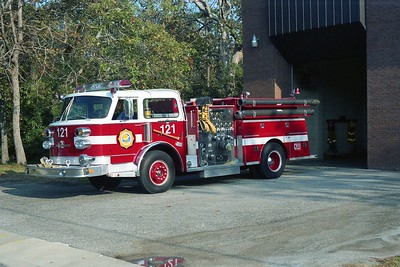Myrtle Beach SC - Engine 121 - 19xx Century 1500-500