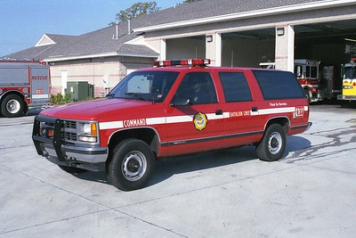 Myrtle Beach SC - Car 6 - 1996 Chevy Suburban (1)