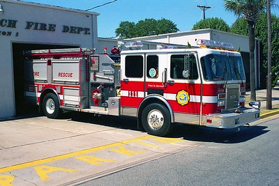 Myrtle Beach SC - Engine 111 - 1993 Spartan Gladiator-Quality 1500-500-30F (2)