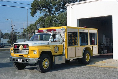 Myrtle Beach SC - Air Unit 117 - 1987 GMC-E One-Mako #3977  (1)