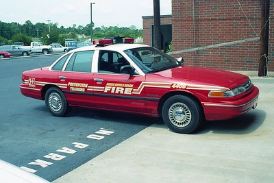 North Myrtle Beach SC - Prevention - 1996 Ford Crown Vic
