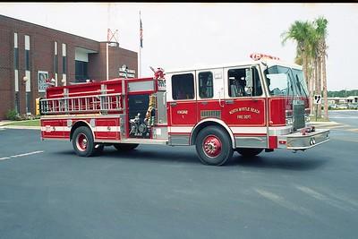 North Myrtle Beach SC - Engine 1 - 1994 Spartan-Central States 1500-1000