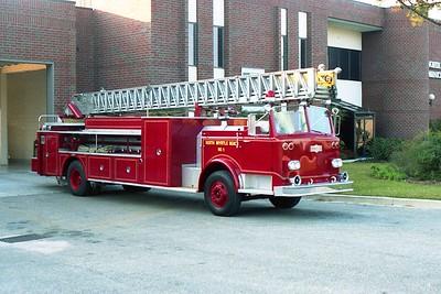 North Myrtle Beach SC - Ladder 1 - 19xx Pirsch 100' Rmt