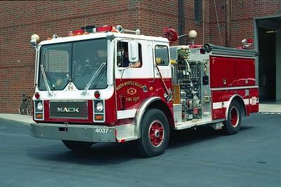 North Myrtle Beach SC - Engine 4 - 1984-1994 Mack MC-E One 1500-1000