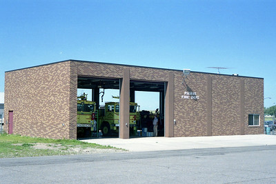 PIERRE FD STATION 4  AT THE AIRPORT