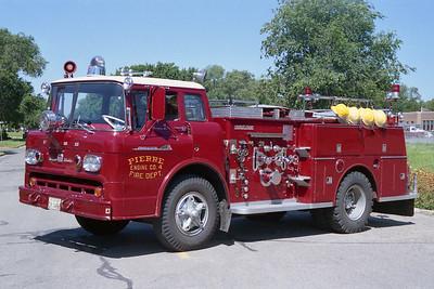 PIERRE FD  ENGINE 4  1960  FORD C - ALF   1000-500