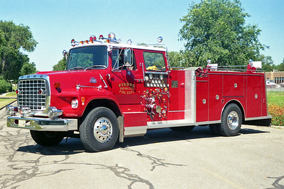 PIERRE FD  ENGINE 2  1981  FORD L - GENERAL SAFETY   1250-500