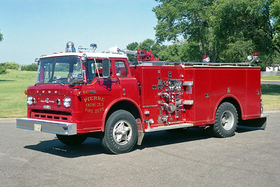 PIERRE FD  ENGINE 3  1969  FORD C - HOWE   1000-500