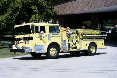 NASHVILLE FD  ENGINE 28  1977  ALF PIONEER II   1500-500