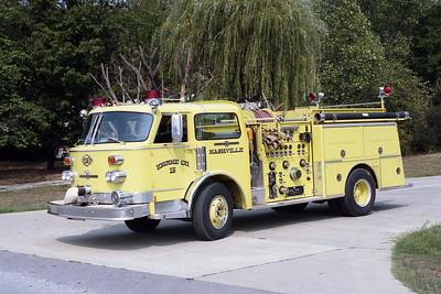 NASHVILLE FD  ENGINE 15  1979  ALF CENTURY   1500-750