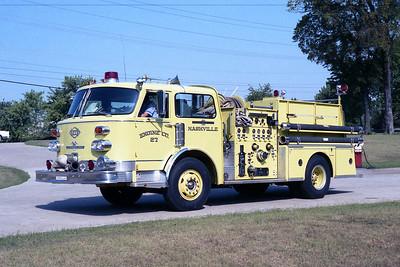 NASHVILLE FD  ENGINE 27  1977  ALF CENTURY   1500-500