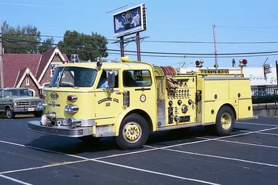 NASHVILLE FD  ENGINE 16  1977  ALF CENTURY   1500-500