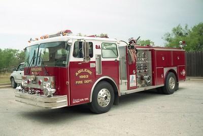 Abilene TX Spare Engine 8A